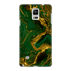 Green Floating Marble