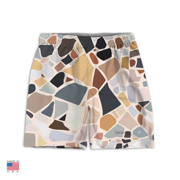 """Terrazzo"" Shorts by Charlotte Taylor"