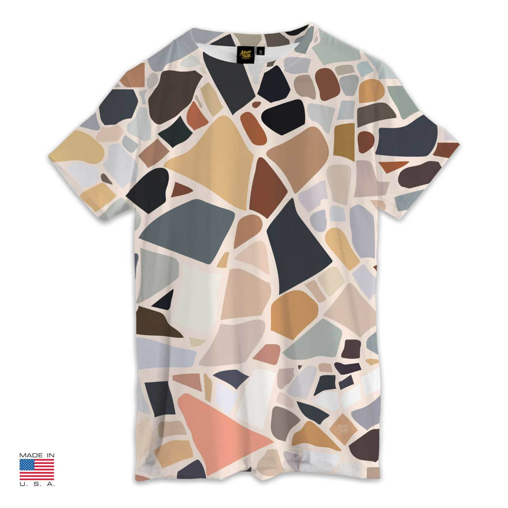 """Terrazzo"" T-Shirt by Charlotte Taylor"