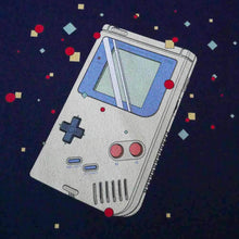 Load image into Gallery viewer, Game Boy T-shirt by Matteo Cellerino