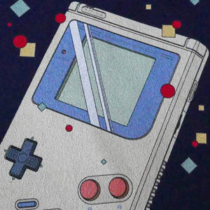 Game Boy T-shirt by Matteo Cellerino