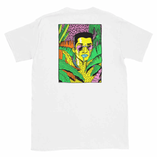 "Load image into Gallery viewer, ""Psyafrican"" T-shirt by Fiedler"