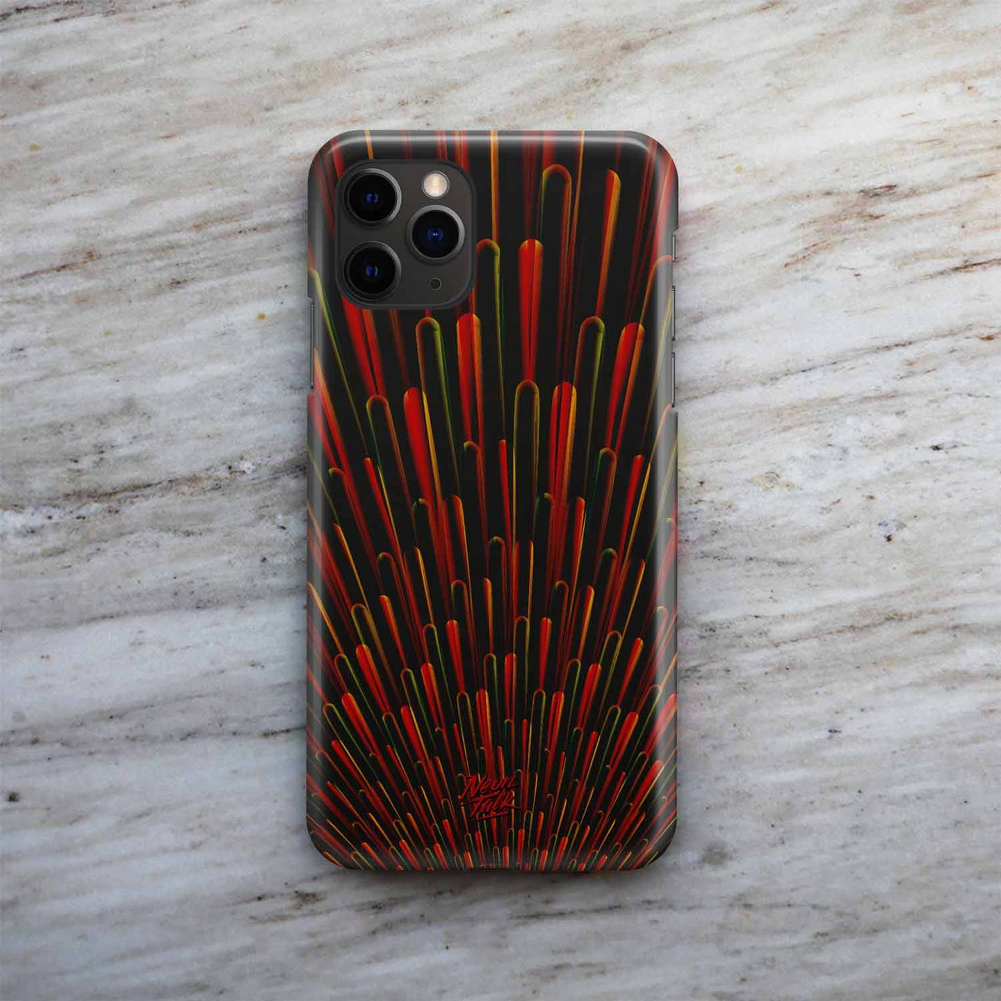 Vibe Phone Case by Tom Coolen