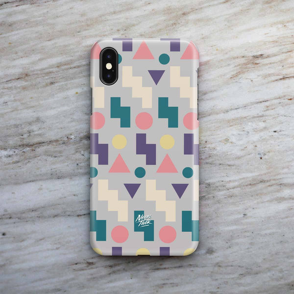 """Taco Talk"" Phone Case by Freshcolor"