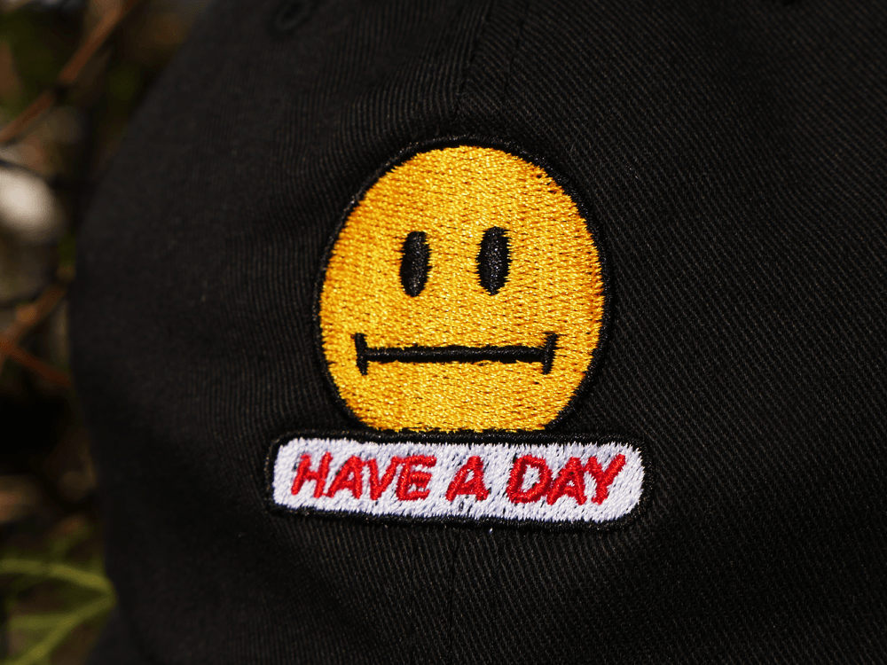 """Have A Day"" Cap"
