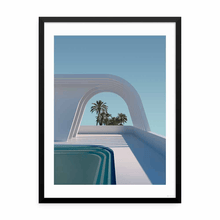 "Load image into Gallery viewer, ""Here"" Art Print by Jesús Mascaraque"