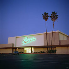 Load image into Gallery viewer, Sears Neon Light. Mountain View. 1990 by Ian E Abbott