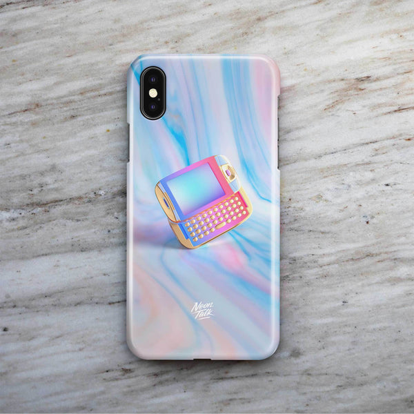 """Vapor Phone"" Phone Case by Blake Kathryn"
