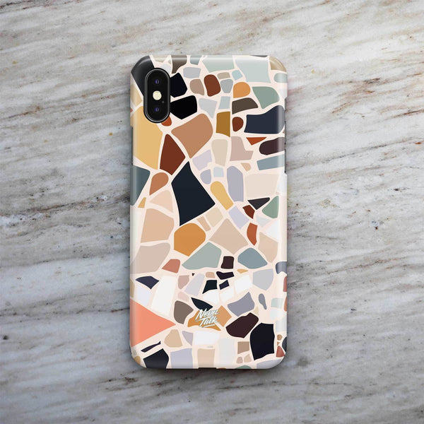 """Terrazzo"" Phone Case by Charlotte Taylor"