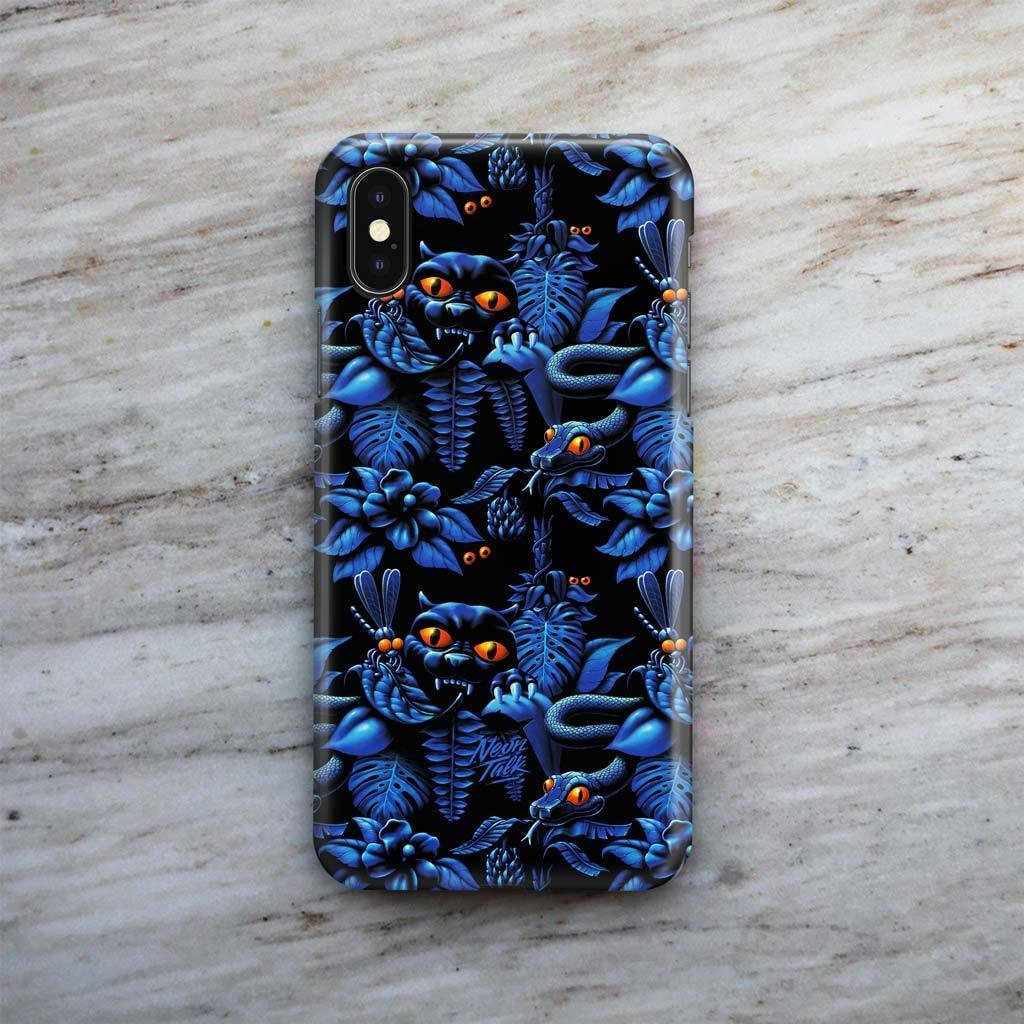 """Djungle"" Phone Case by Mattias Lindström"