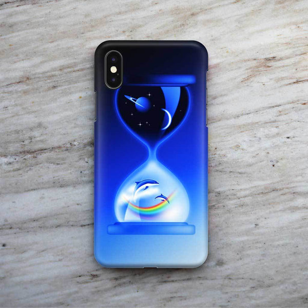 """Space vs Heaven"" Phone Case by Victor Moatti"