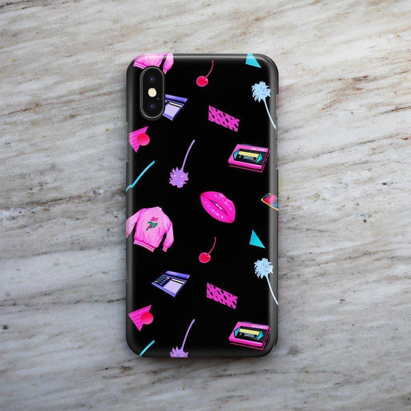 Yoko Honda Black – Limited Edition Phone Case
