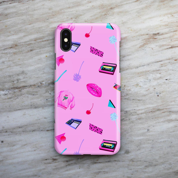 Yoko Honda Pink – Limited Edition Phone Case
