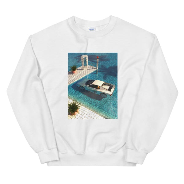 """Definitely Miami"" Unisex Sweater by SR Formica"