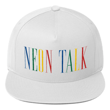 "Load image into Gallery viewer, ""Prism"" Neon Talk Cap"