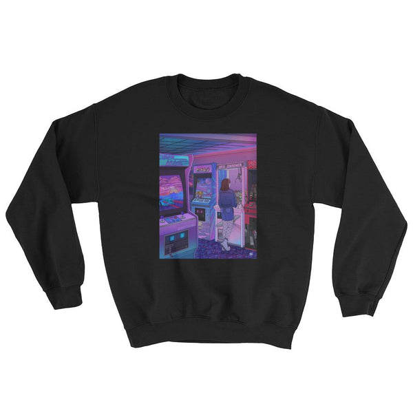 """Arcade"" Sweatshirt by Kelsey Smith"