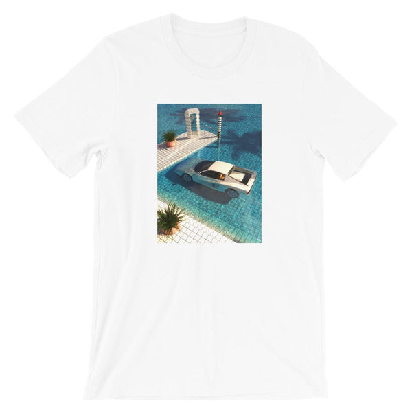 """Definitely Miami"" Unisex T-Shirt by SR Formica"