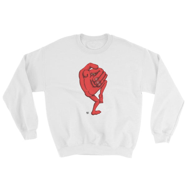 """WIND COVER"" Sweatshirt by Alex Gamsu Jenkins"