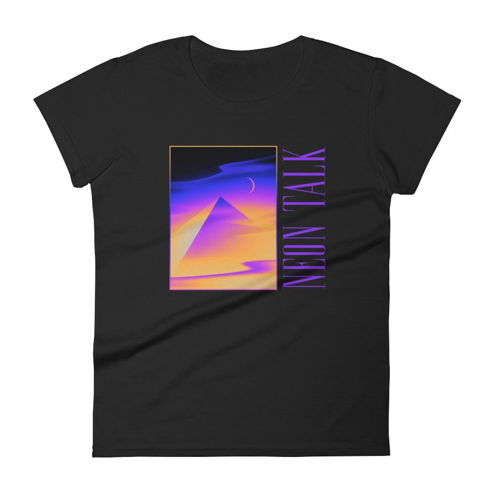 """Pyramid Dreams"" Top by Victor Moatti"