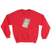 Load image into Gallery viewer, Game Boy Sweatshirt by Matteo Cellerino