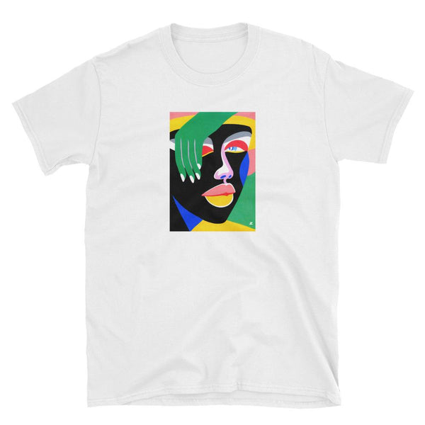 """Lady Bytheway"" Unisex T-Shirt by Lynnie Zulu"