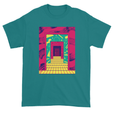 "Load image into Gallery viewer, ""Tunnel"" T-shirt by Andrea Manzati"