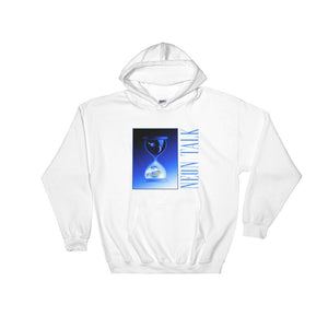 """Space vs Heaven"" Hoodie by Victor Moatti"