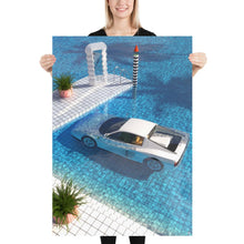 "Load image into Gallery viewer, ""Definitely Miami"" Art Print by SR Formica"