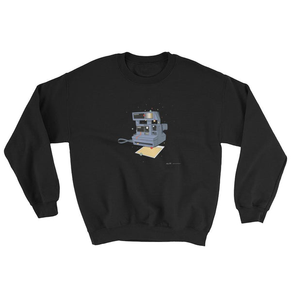 Polaroid 600 Sweatshirt by Matteo Cellerino
