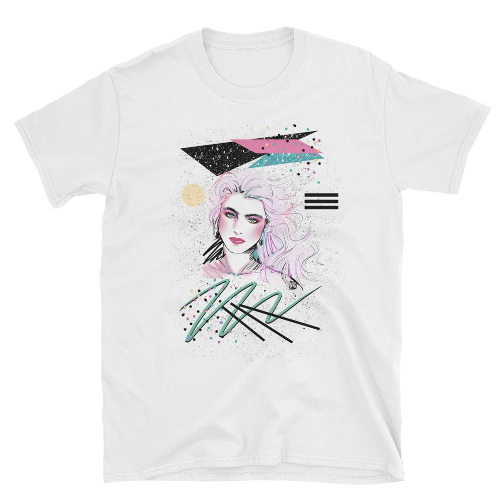 """Brooke Shields"" T-shirt by Mizucat"