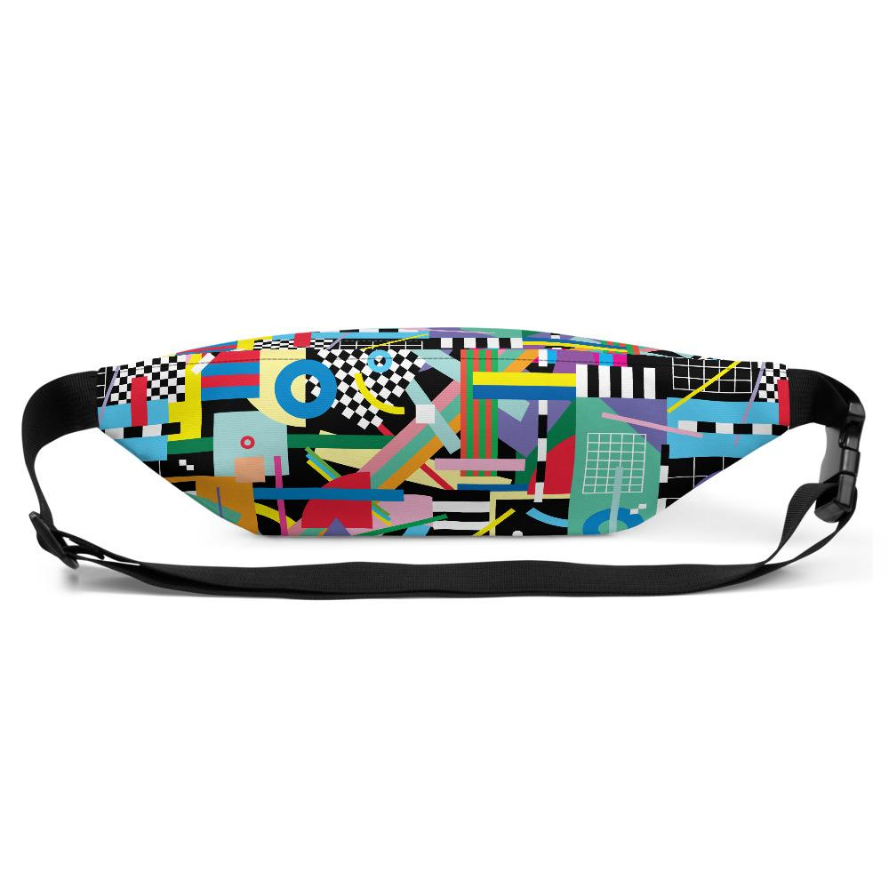 Catchy Chaos Fanny Pack by Vengodelvalle