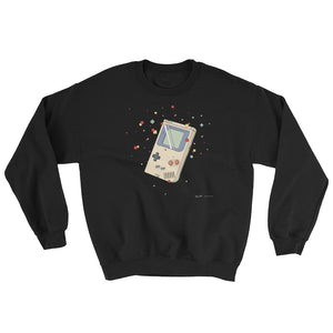 Game Boy Sweatshirt by Matteo Cellerino