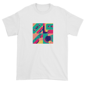 """Cassette Moves"" T-shirt by Andrea Manzati"