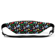 Load image into Gallery viewer, Labyrinth Fanny Pack by Vengodelvalle