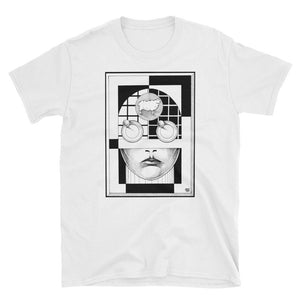 """Android"" Unisex T-shirt by Lu'ay Sami"