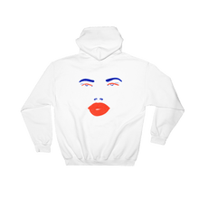 "Load image into Gallery viewer, Lynnie ZULU Hoodie ""Face Me"""