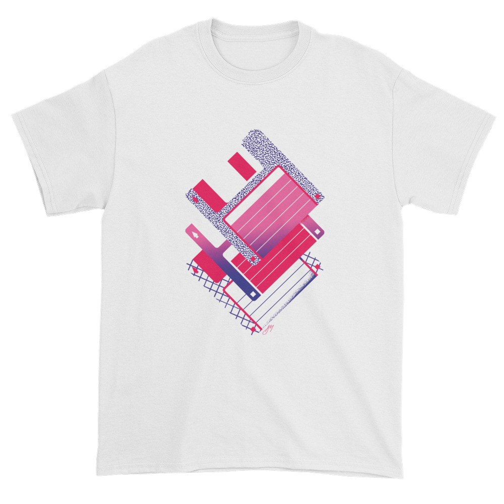 """Floppy Disc"" T-shirt by Andrea Manzati."