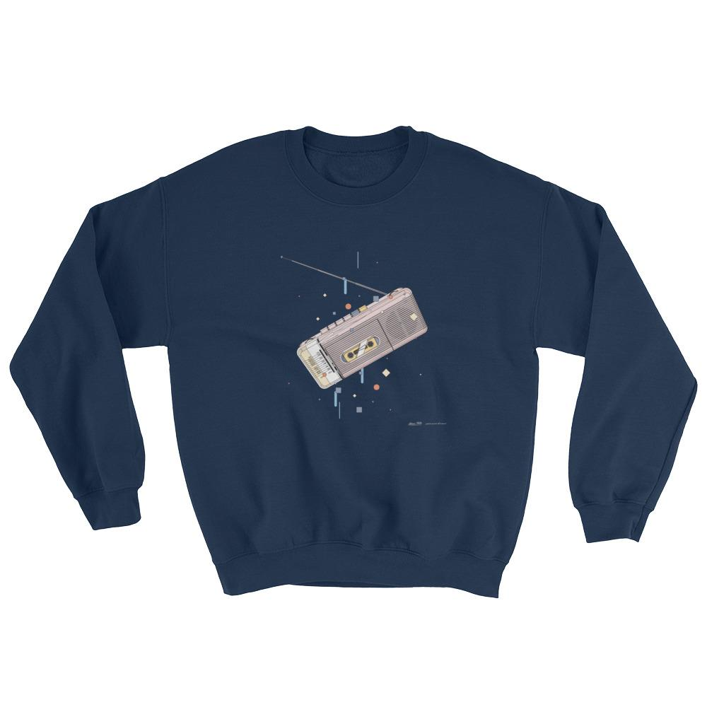 Sharp QT50 Sweatshirt by Matteo Cellerino