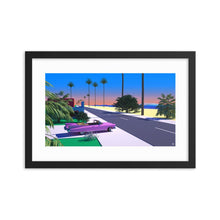 "Load image into Gallery viewer, ""Tropical Transit"" Art Print by Trey Trimble"