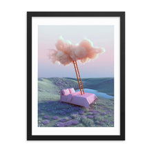 "Load image into Gallery viewer, ""Climb that Ladder"" Art Print by Yomagick / Maciek Martyniuk"