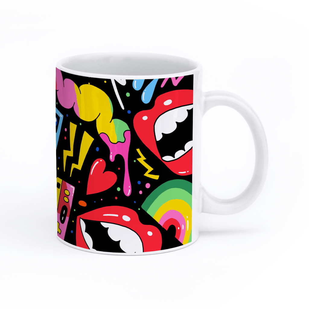 "Ms Wearer Mug ""Dance Dance Dance"""