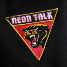 "Load image into Gallery viewer, New! ""Panther"" Neon Talk Classic Unisex Hoodie"