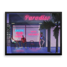 "Load image into Gallery viewer, ""Paradise Bar"" Art Print by Marianna Tomaselli"