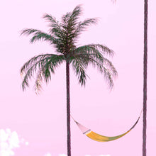 "Load image into Gallery viewer, ""Hammock of Heaven"" Art Print by Yomagick / Maciek Martyniuk"