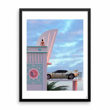 "Load image into Gallery viewer, ""Penthouse"" Art Print by SR Formica"