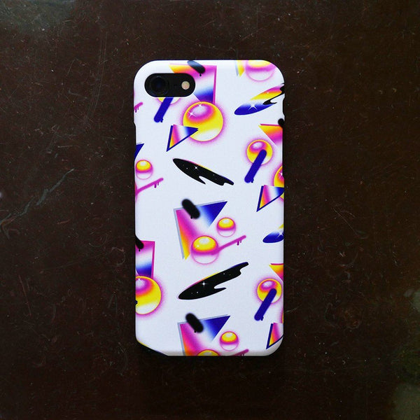 """Neon Space"" Phone Case"