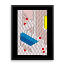 "Load image into Gallery viewer, ""Poolar"" Art Print by Vengodelvalle"