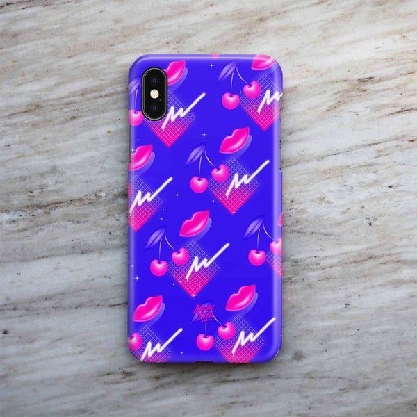 """Cherry Dream"" Phone Case by Victor Moatti"
