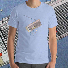 Load image into Gallery viewer, Sharp QT50 T-shirt by Matteo Cellerino