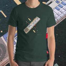 Load image into Gallery viewer, Casiotone T-shirt by Matteo Cellerino